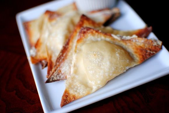 Baked Crab Rangoon | yummy things 2 | Pinterest