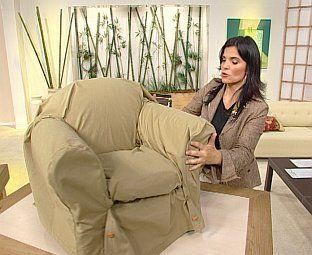 Tutorial: Cómo hacer funda de sillón
