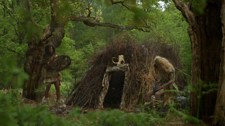 The Origin Neanderthal doesn't quite understand the concept of the bi-fold...#anewspeciesofdoor