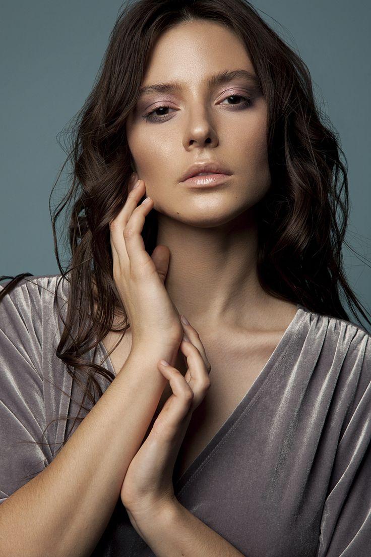 beauty , fashion photoshoot , studio , model