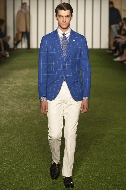 London Collections: Men - Hackett Spring/Summer 2015 - LFW - http://olschis-world.de/  #HackettLondon #LFW #Menswear