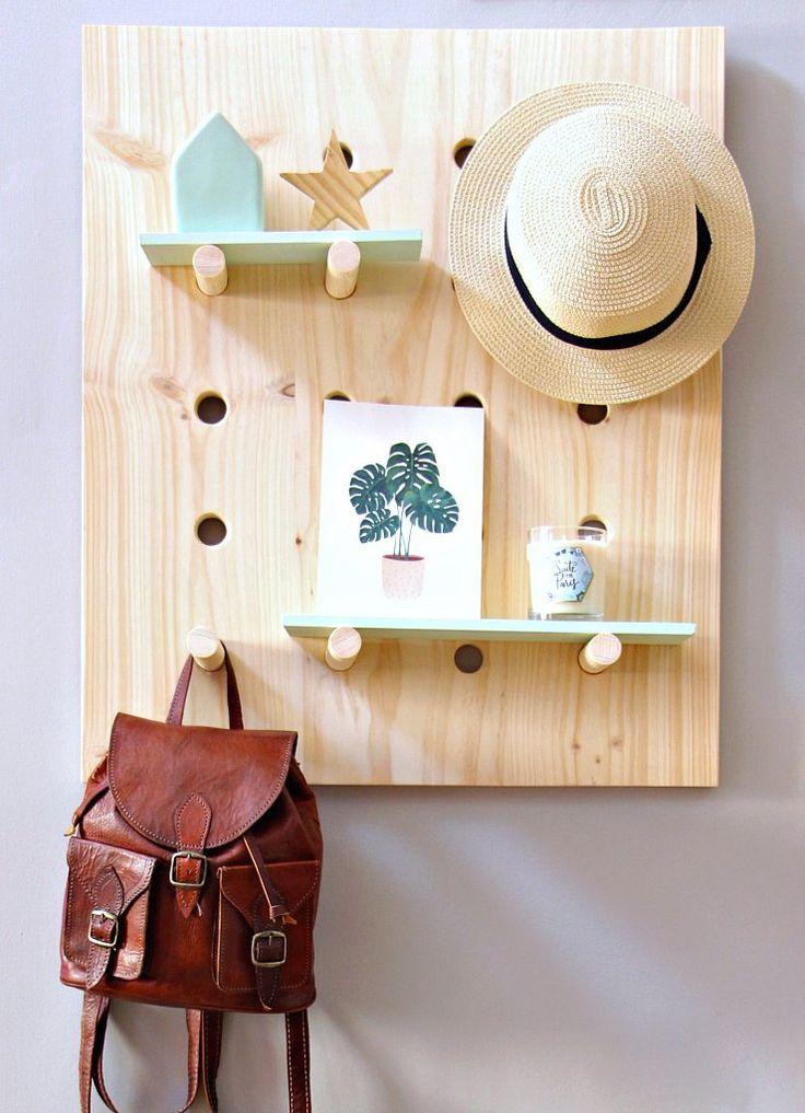 10 Muebles low cost que puedes hacer tu mismo | La Bici Azul: Blog de decoración, tendencias, DIY, recetas y arte (Diy Decoracion Escritorio)