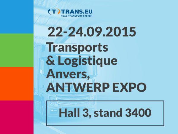 Od 22-24 września Antwerpia stanie się stolicą europejskiej branży logistycznej   System Trans.eu