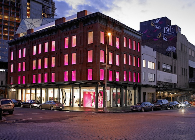Diane von Furstenberg is ramping up promotions for third annual Fashion's Night Out