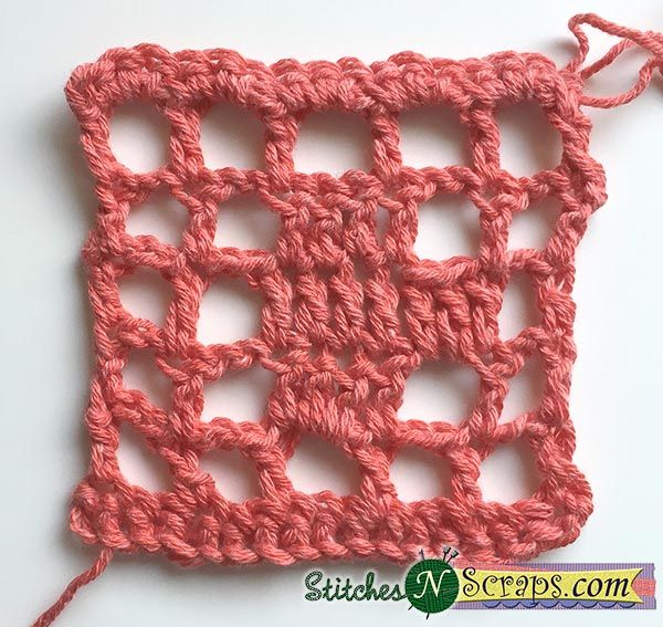 Learn the basics of filet crochet and how to read filet crochet charts in this fun tutorial. If you can chain and dc, you can do it!