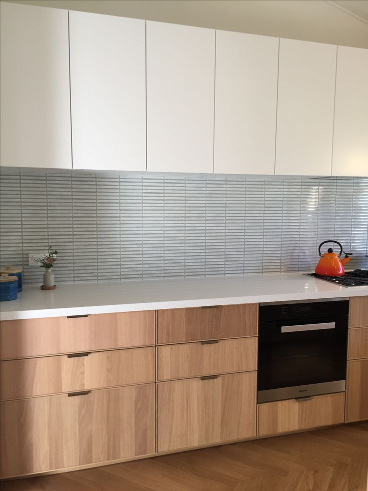IKEA Ekestad and Metod Kitchen with Artedomus INAX Yuki Border