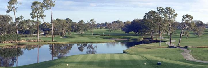 Bay Hill Golf Club No. 17 - Florida, USA
