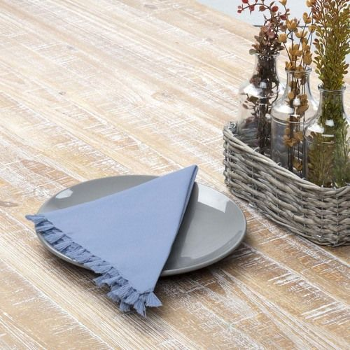 Cassidy Blue Napkin Set of 6 18x18