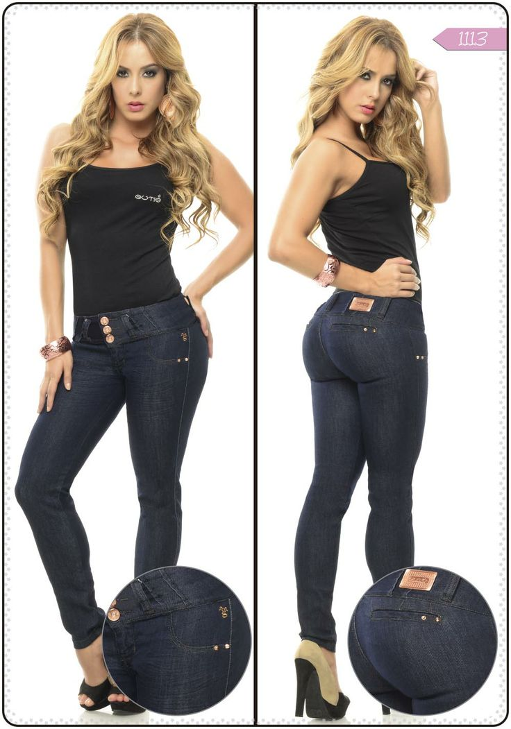 Jeans tobillero referencia 1113 - Sexy, yet Casual #Fashion #sexy #woman #womens #fashion #neutral #casual #female #females #girl #girls #hot  #hotlooks #great #style #styles #hair #clothing  www.ushuaiajean.com.co