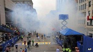 Boston Marathon: Silent tribute planned for London run