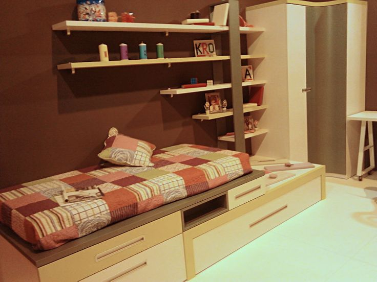 Dormitorio juvenil novedad 2014 de rodrigo feria del for Dormitorios juveniles zaragoza
