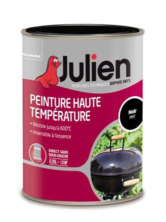 Peinture Haute Température      - Peintures Julien