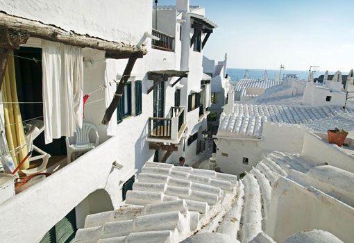 #Viajes #Baleares #MenorcaEncalada #Arquitectura #Rooftop