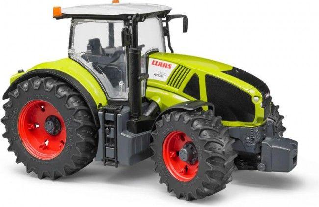 Bruder : Tracteur Claas Axio 950 - Castello | Jeux et Jouets