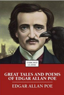 Edgar Allan PoeWorth Reading, Edgar Allan Poe, Poems, Book Worth, Favorite Book, Edgar Allen Poe, Big Reading, Ravens, Tales