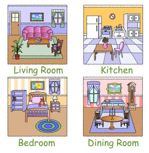 Do2learn. Para trabajar habitaciones y mobiliario.