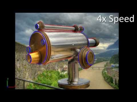 ▶ 3-Sweep: Extracting Editable Objects from a Single Photo, SIGGRAPH ASIA 2013 - YouTube