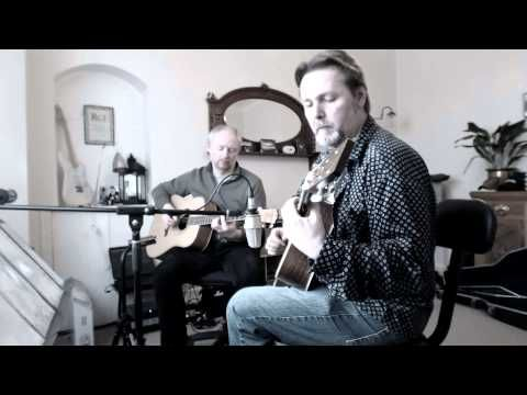 Blackbird Acoustic Guitar Instrumental Beatles Cover Brian Cunningham and Bud Greenwood