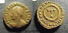 Ancient Roman Coin - Constantine II - 320 321 AD - Thessalonica (B019)