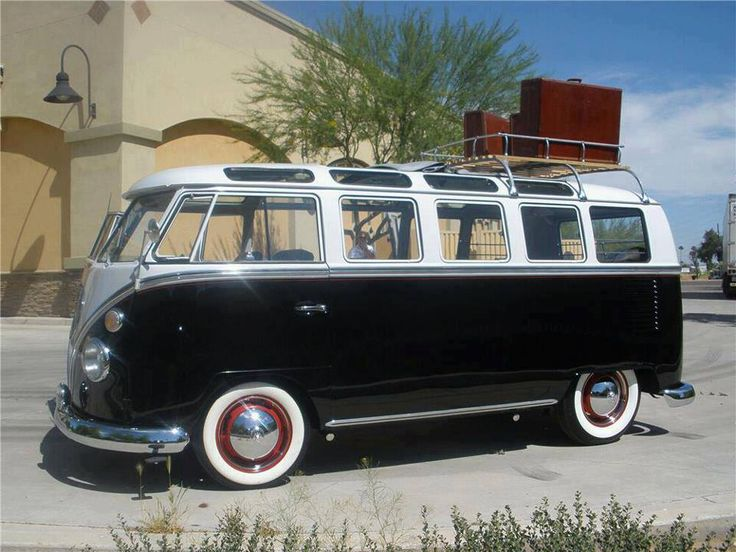 10 Images About 21 Window Vw Combi On Pinterest Buses