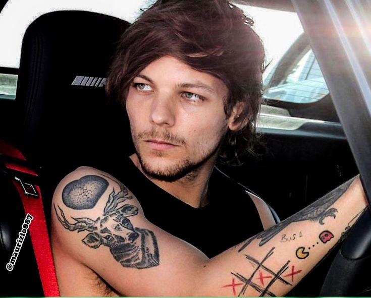 Louis Tomlinson Pinterest: Best 25+ Louis Tomlinson Tattoos Ideas On Pinterest