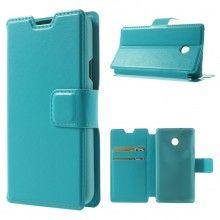 Forro Libro Huawei Ascend Y330 Magnetica - Azul $ 26.200,00