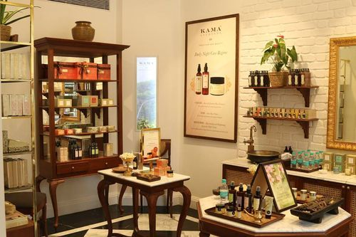 Are you looking for ayurvedic products for skin? If Yes, then Kama Ayurveda is the perfect place for you, where you can buy all types of ayurvedic products from skin care and hair care.