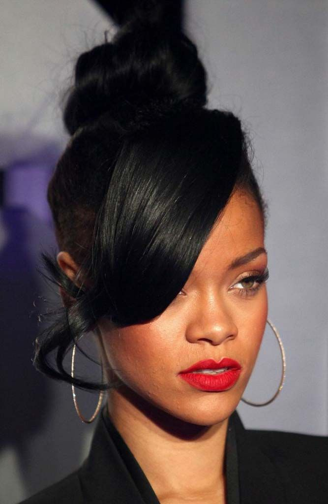 Image Result For Rihanna Blk Honey Pinterest Hair Styles