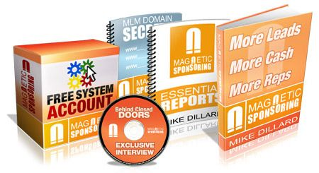 Do you want to grow your MLM Biz.? Learn how to become a Magnatic Sponsorer!!!