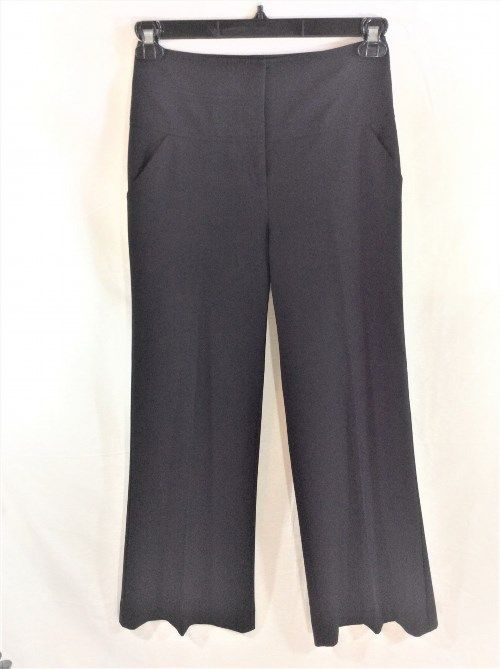 9.49$  Watch now - http://visiu.justgood.pw/vig/item.php?t=bb3vi1z25570 - The Limited Black Wide Leg Dress Career Pants Women's Size 0