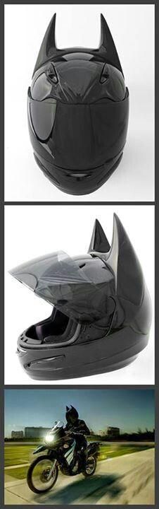 Batman Helmet I MUST HAVE!