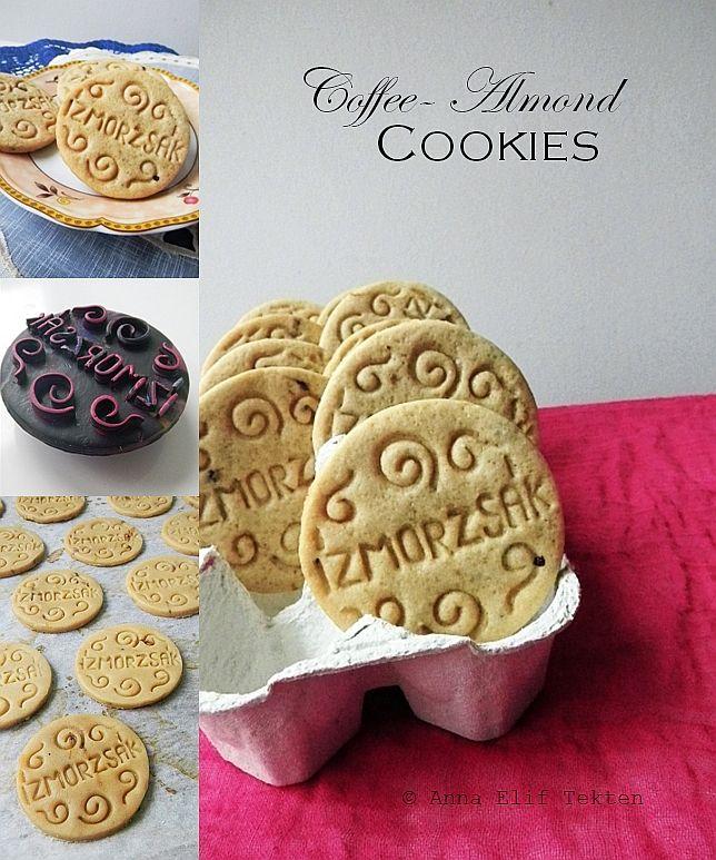 Ízmorzsák Elif módra: Mandulás-kávés Ízmorzsák kekszek és hogyan készül a sütipecsét!?