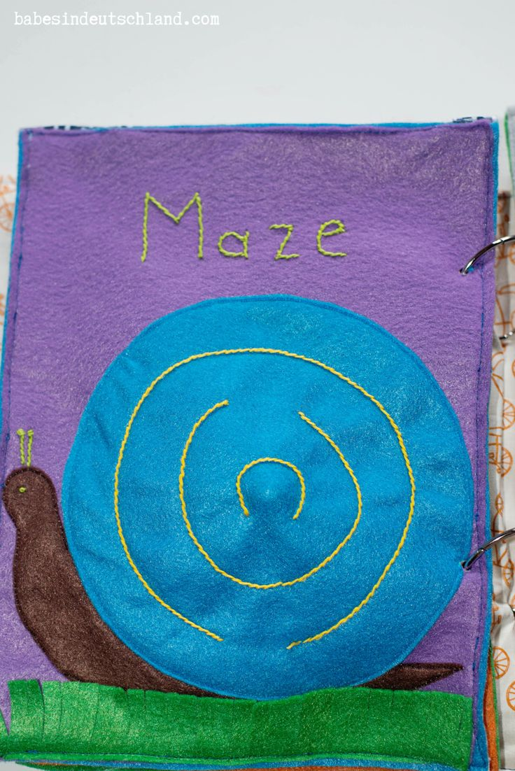 Books on felt crafts - Find This Pin And More On Crafts Quiet Book