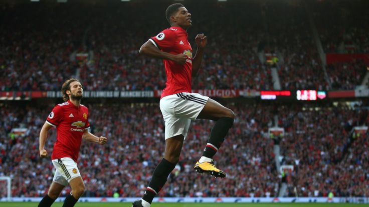 Marcus Rashford is only getting stronger and faster - Jesse Lingard