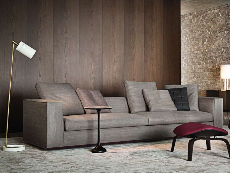 Minotti Sectional Collection Design ~ http://www.lookmyhomes.com/amazing-theme-of-minotti-sectional-collection/