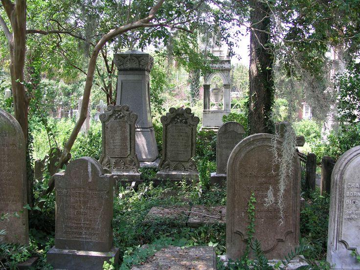 Charleston Grave Yard Ghost walk, Charleston tours