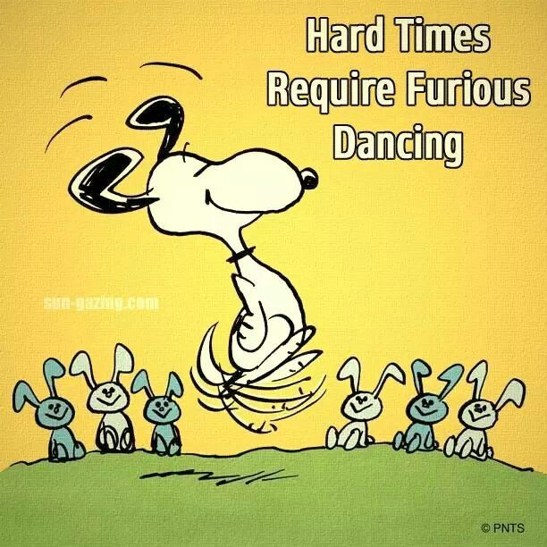 snoopy and bunny rabbits picture from easter cartoon great for geek chic easter tshirt :-)