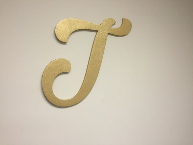 monogram letter t gold sparkle large letter decor home wall decor wall
