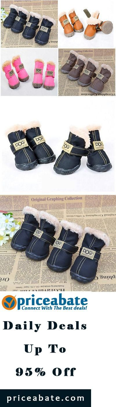 #priceabatedeals Winter DOG Australia Booties Snow Boots Sneakers Shoes XS Small Medium Large XL - Buy This Item Now For Only: $12.85