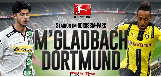 Berita Olaharaga : Preidiksi Bola 22 April 2017 Borussia Monchengladbach vs Borussia Dortmund