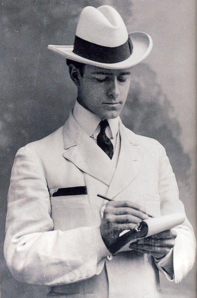 Sidney Barraclough circa 1910