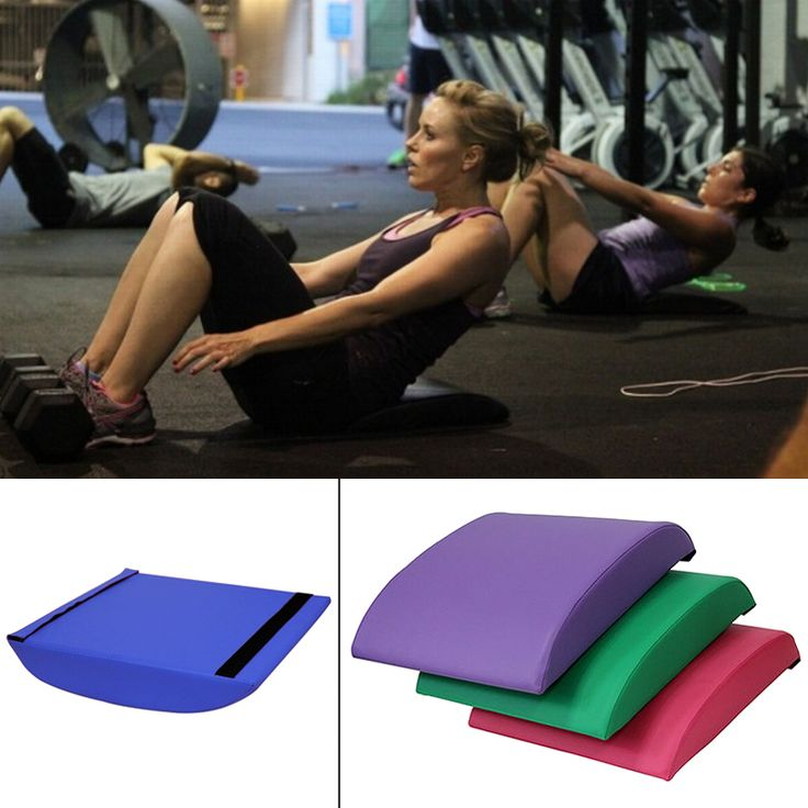 Women Ab Exercise Mat - Abdominal Trainer Mat - For CrossFit, Sit Up Routines And Six Pack Workouts Belly Training Gym Board