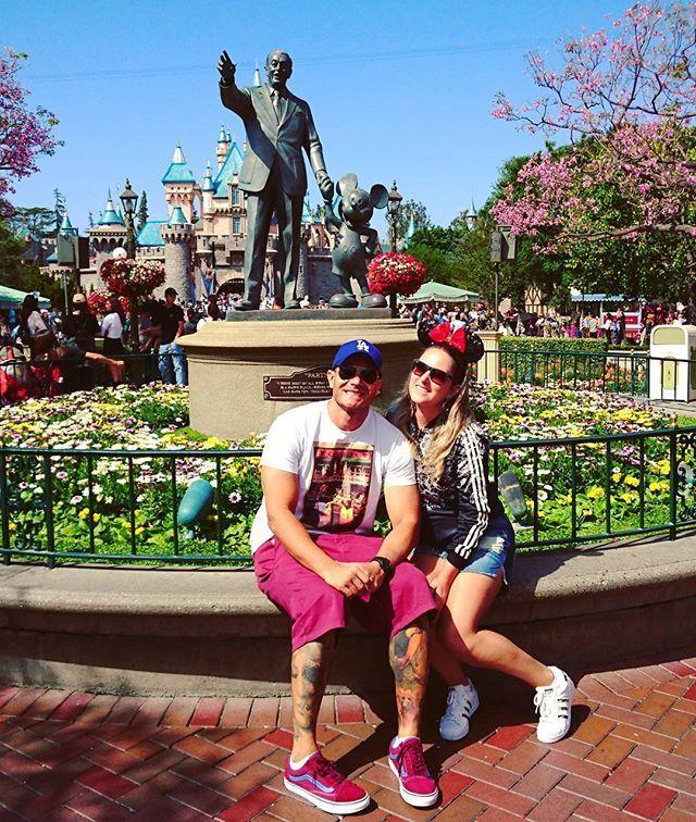 """"""" Se você pode sonhar,  você pode fazer."""" Walt Disney 😍👸👮❤✈✔❤ #férias #vacation #trip #california #27dias #losangeles #sandiego #lasvegas #mammothlake #yosemite #napa #sonoma #sanfrancisco #bigsur #semprejuntos #comamor #photography #photooftheday  #instapassport #tourist  #instaview #amareviajar  #instagran  #instatravel #viajar #viagem #adoroviajar #bigsurlocals #montereybaylocals - posted by Tiago e Tamara de Lemos 💞👫🐕🐕⚓🚁 https://www.instagram.com/tiago_tamara - See more of Big…"""