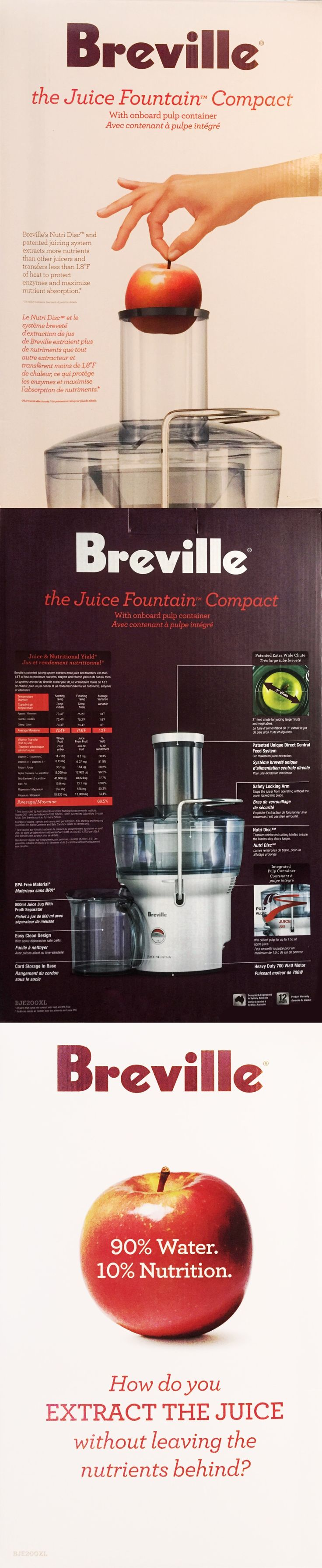 I recently purchased a Breville Juice Fountain Compact which comes recommended by Joe Cross of Fat, Sick and Nearly Dead fame; as well as by Daphne Oz, co-host of ABC's The Chew and daughter of Dr. Oz, in her book Relish—an adventure in food, style and everyday fun. The Juice Fountain is remarkably powerful, easy to clean compared to other machines and is inexpensive to buy.