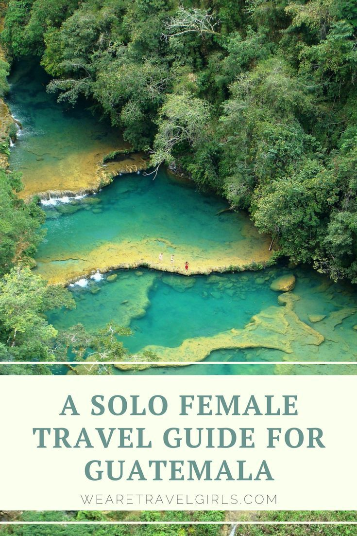 Guatemala is a country rich in things to do, from volcano hikes to lazy days at waterfalls. Read our ultimate guide to travelling safely solo in Guatemala.