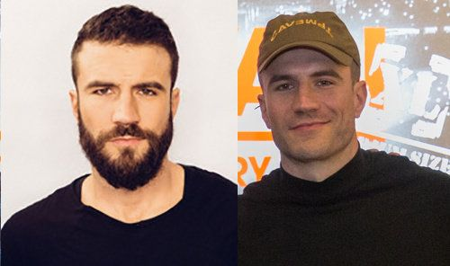 Sam Hunt Gets A Close Shave and Looks Like a Completely Different Guy