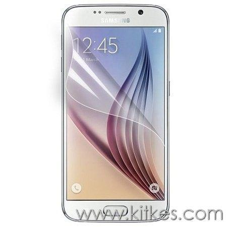 Anti Glare Screen Guard Samsung Galaxy S6 ( Front Back ) - Rp 60.000 - kitkes.com