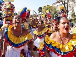 Parata tradizionale.