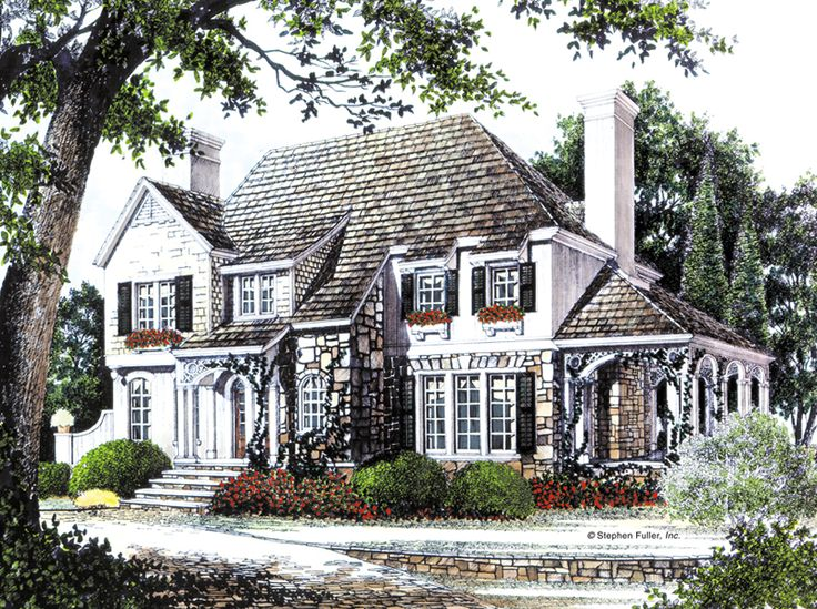 House Plan 220 Willow Trace