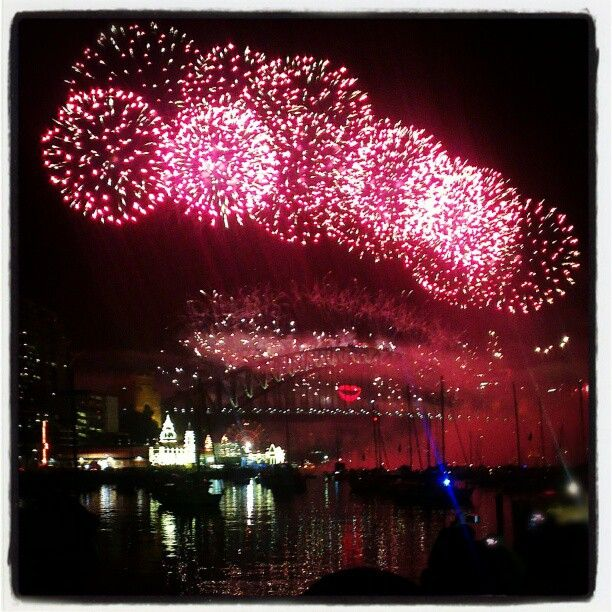 NYE Sydney, Australia | The Travel Tester | www.thetraveltester.com